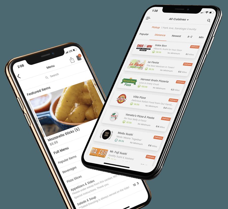 Food Delivery Restaurant Pickup Order Food Online With Mealeo